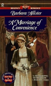 Marrying For Convenience