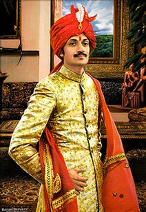 225px-Painting_of_Manvendra_Singh_Gohil