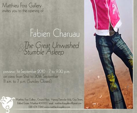 Solo Photography Show : Fabien Charuau