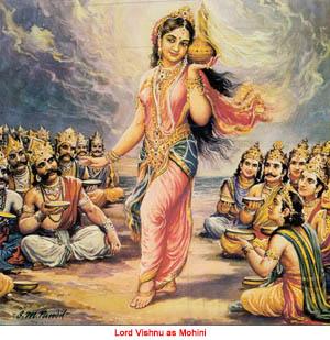 Kareena, Katrina, Priyanka and Lord Vishnu