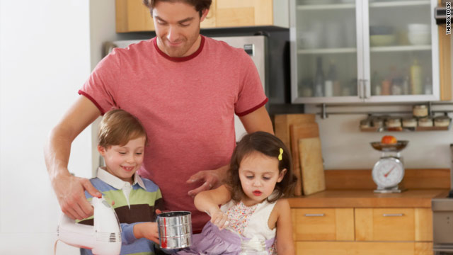 Gender Bender : The Stay-At-Home Dad