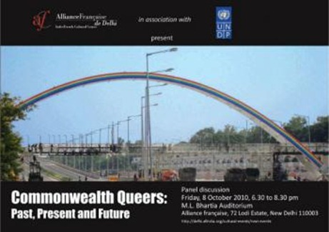 Commonwealth Queers: Past, Present and Future