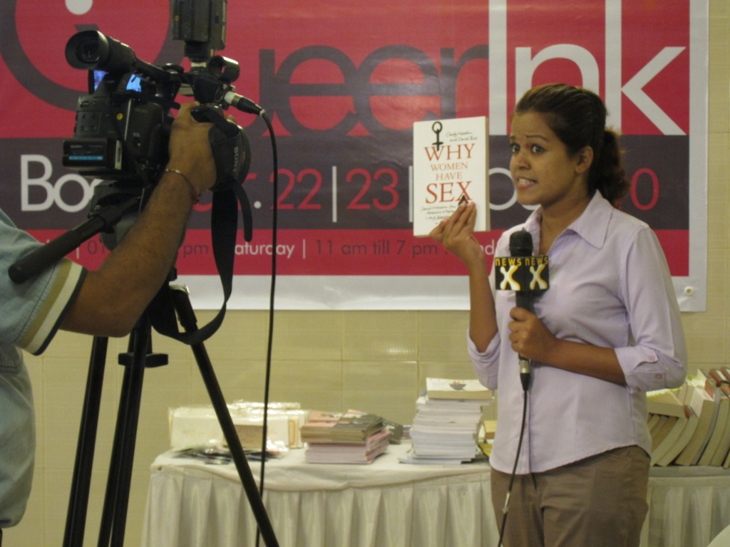 Queer Book Fair, Open Mic & Mumbai