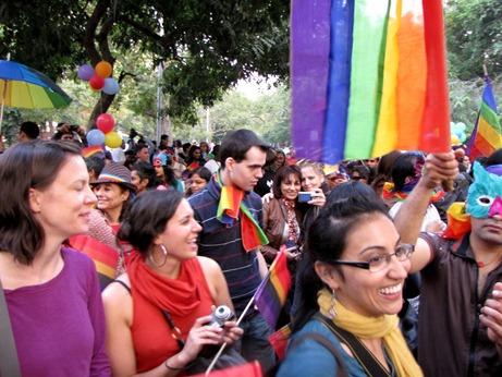 Walking With Pride @ New Delhi