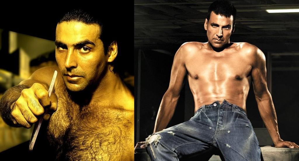 Bollywood Hunks : When they were & When they were not