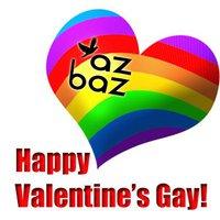 Happy Valentine's GAY Specials & Sale