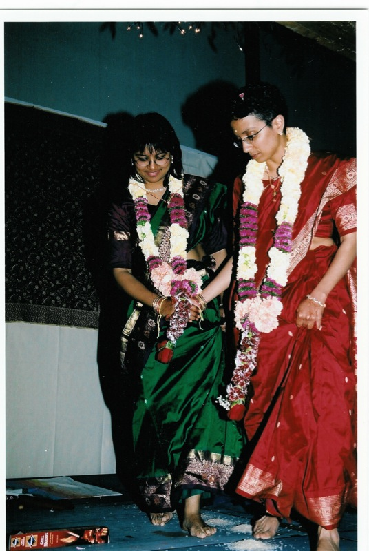 photo Jab We Met : A Hindu Lesbian Wedding! (Part 1)