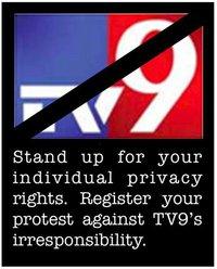 Qam United Protests Against TV9