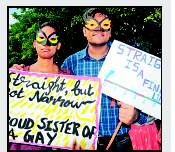 Straight But Not Narrow : My Brother Is Gay