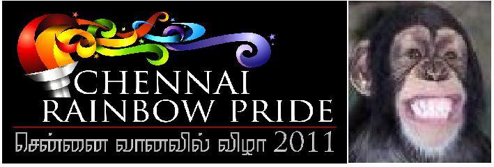 Gaysi's Rashmi @ Chennai Pride 2011