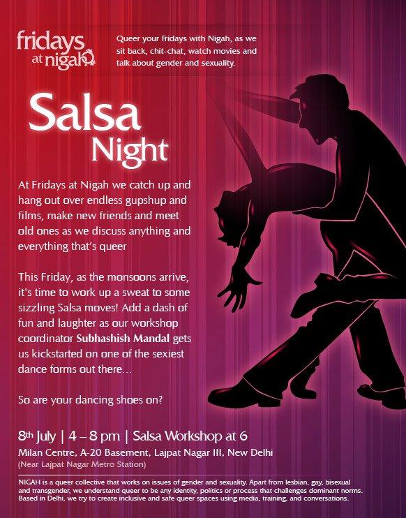 Fridays @ Nigah : Salsa Night