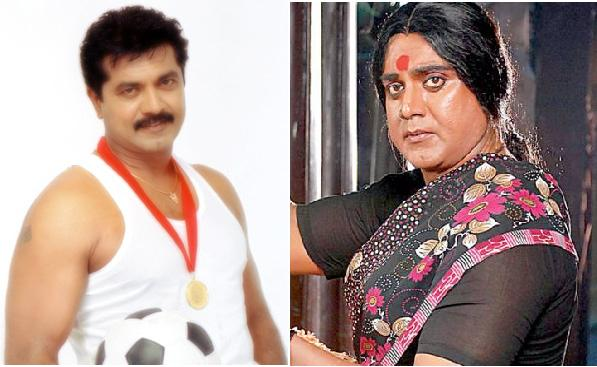 Sarath Kumar Plays The Role Of A Transgender