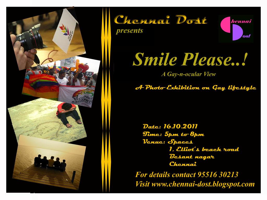 Chennai Dost Photo Exhibition