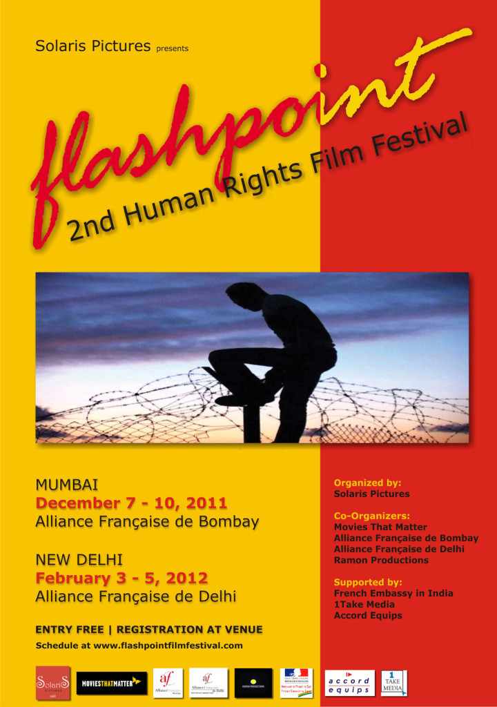 2nd Flashpoint Human Rights Film Festival