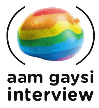 Interview Aam Gaysi : I Was A Big Homophobe