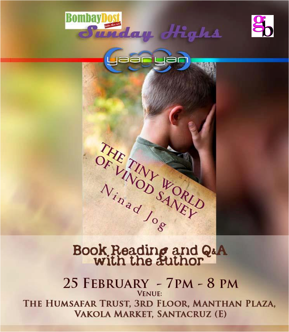 Sunday Highs : Yaariyan With GB Present Book Reading & QA With Ninad Jog