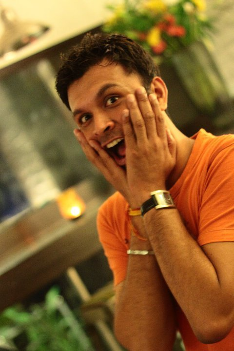 Interview : The Mr. Quirky, Harish Iyer