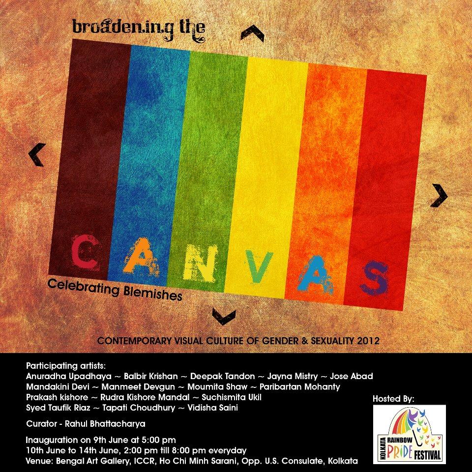 Broadening the Canvas : Celebrating Blemishes