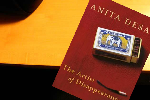 """Book Review : """"The Artist of Disappearance"""" by Anita Desai"""
