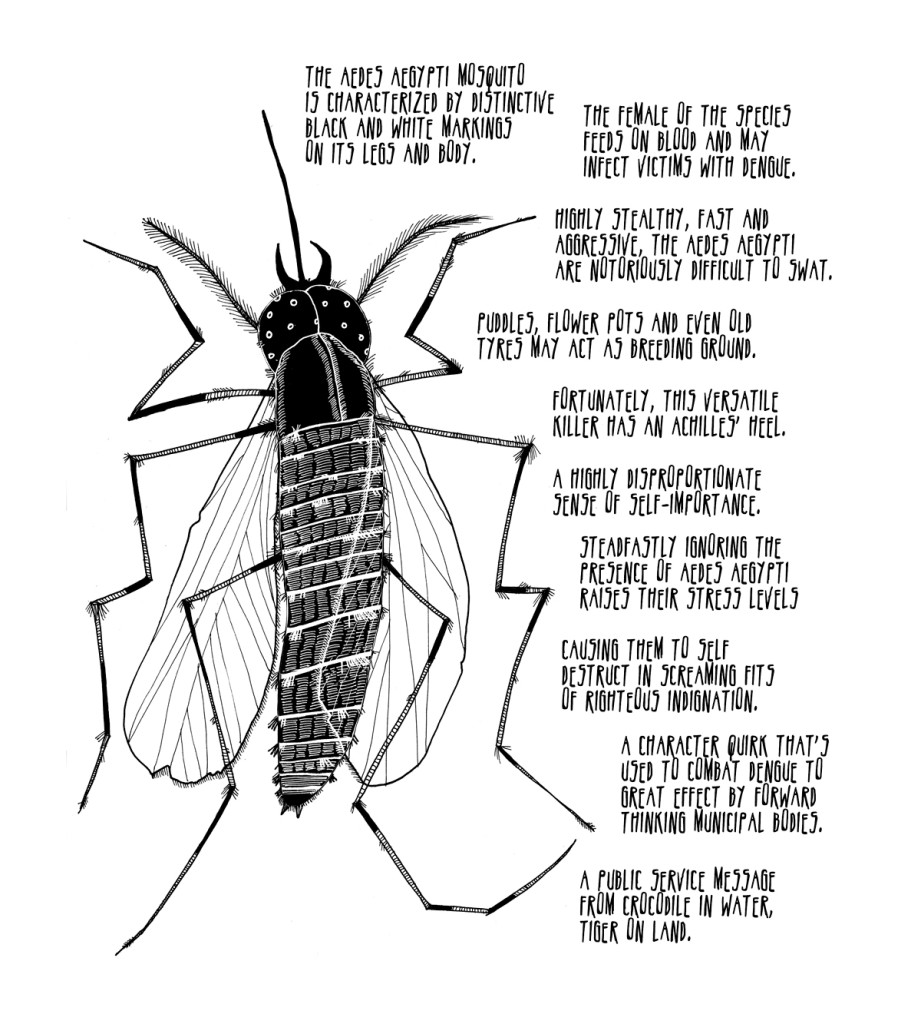 Mosquitology 101