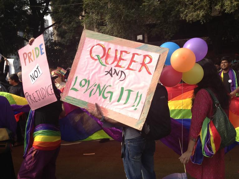 Delhi Pride an Impressive Show of Solidarity
