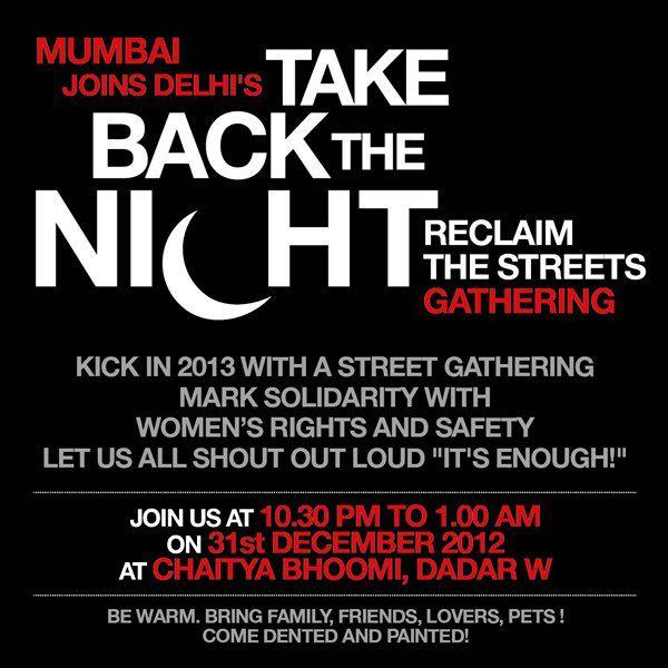 Take Back The Night (Mumbai)
