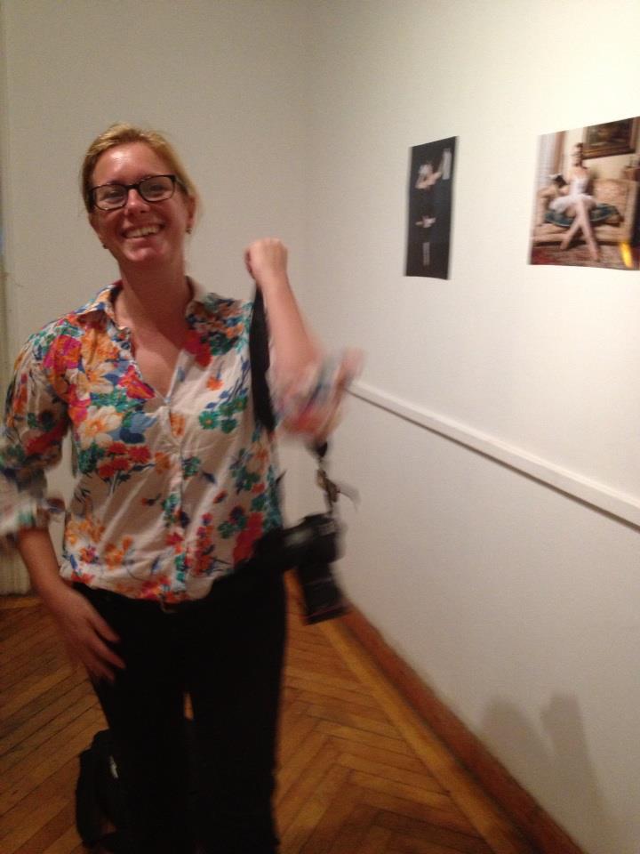 Interview : Rachel Adams, Freelance Journalist & Photographer