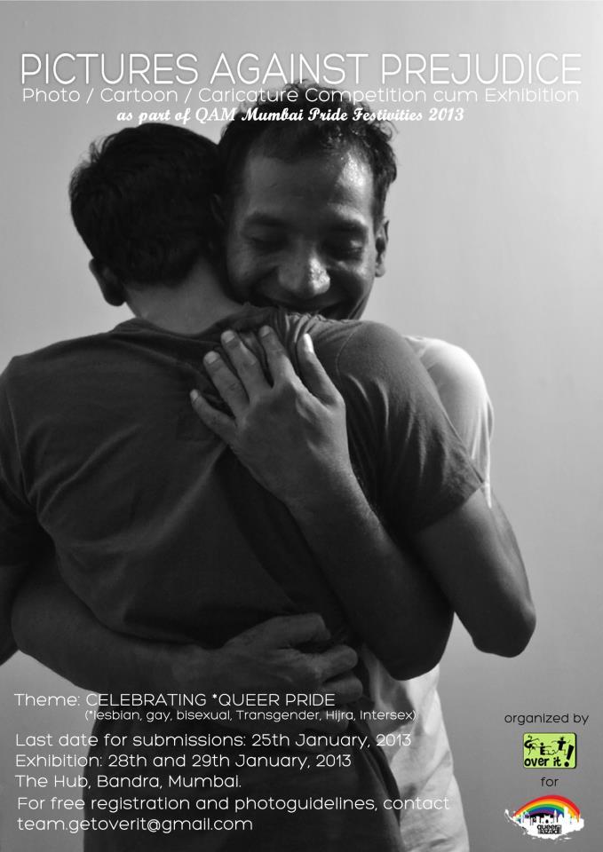 Pictures Against Prejudice Exhibition 2013