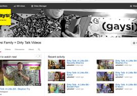 Gaysi YouTube