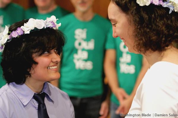 Lesbian Dream Weddings