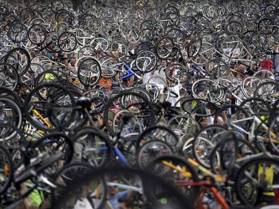 TAKE BACK DELHI! Protest Bike Ride on Behalf of Women
