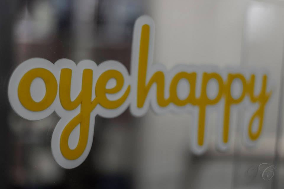 Interview: The Team At Oye Happy!