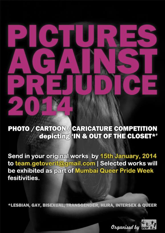Pictures Against Prejudice : Call For Entries
