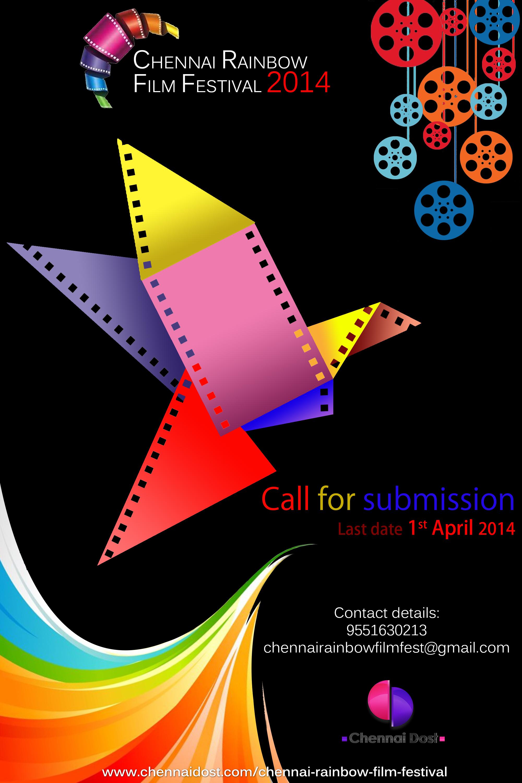 Chennai Rainbow (LGBT) Film Festival 2014