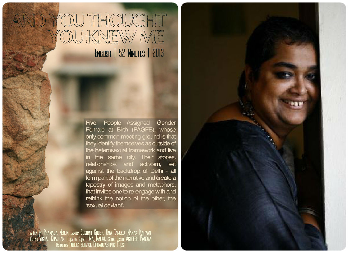 Double Dhamaka By Pramada Menon : Film Screening & Stand Up Act