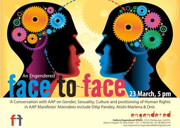 Face to Face : A Conversation With AAP