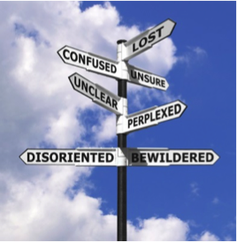 Ask Freud : Lost & Confused
