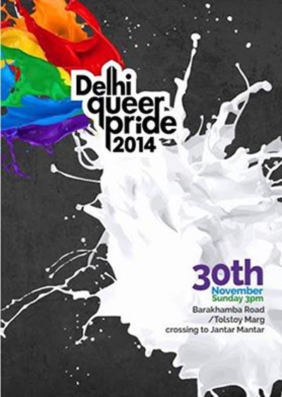 Delhi Queer Pride 2014