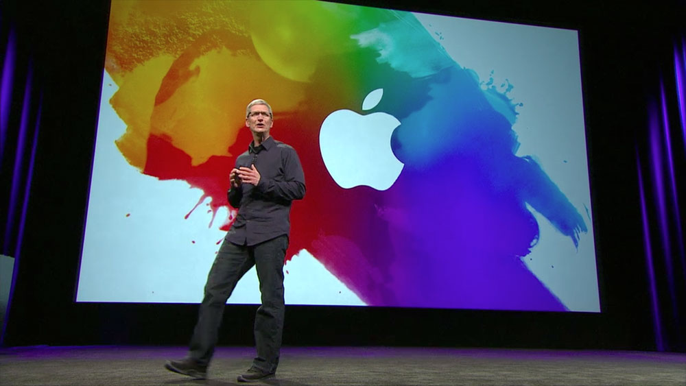 Tim Cook Is Out & At Home, Gay Man Is In Jail