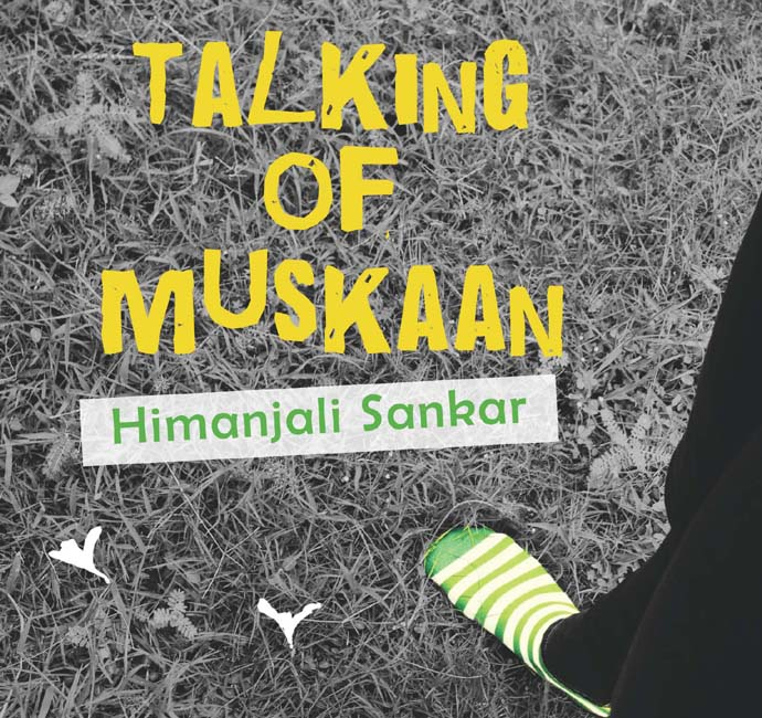Book Review : Talking of Muskaan and Slightly Burnt
