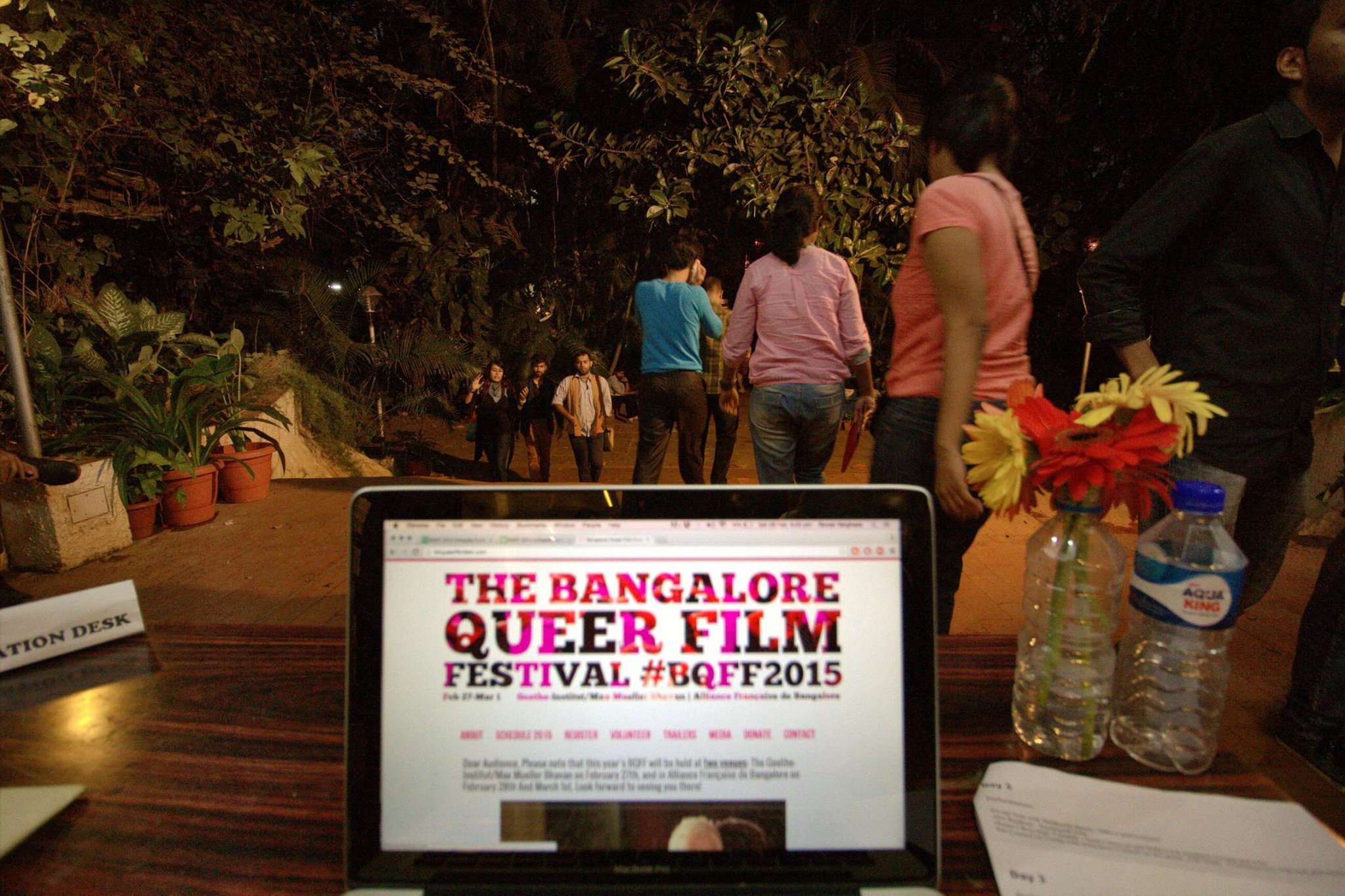 Interview : Vinay Chandran, Bangalore Queer Film Festival
