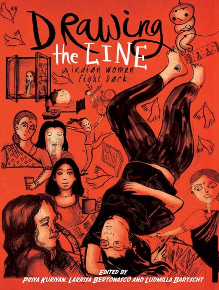 Book Review : Drawing The Line, Indian Women Fight Back