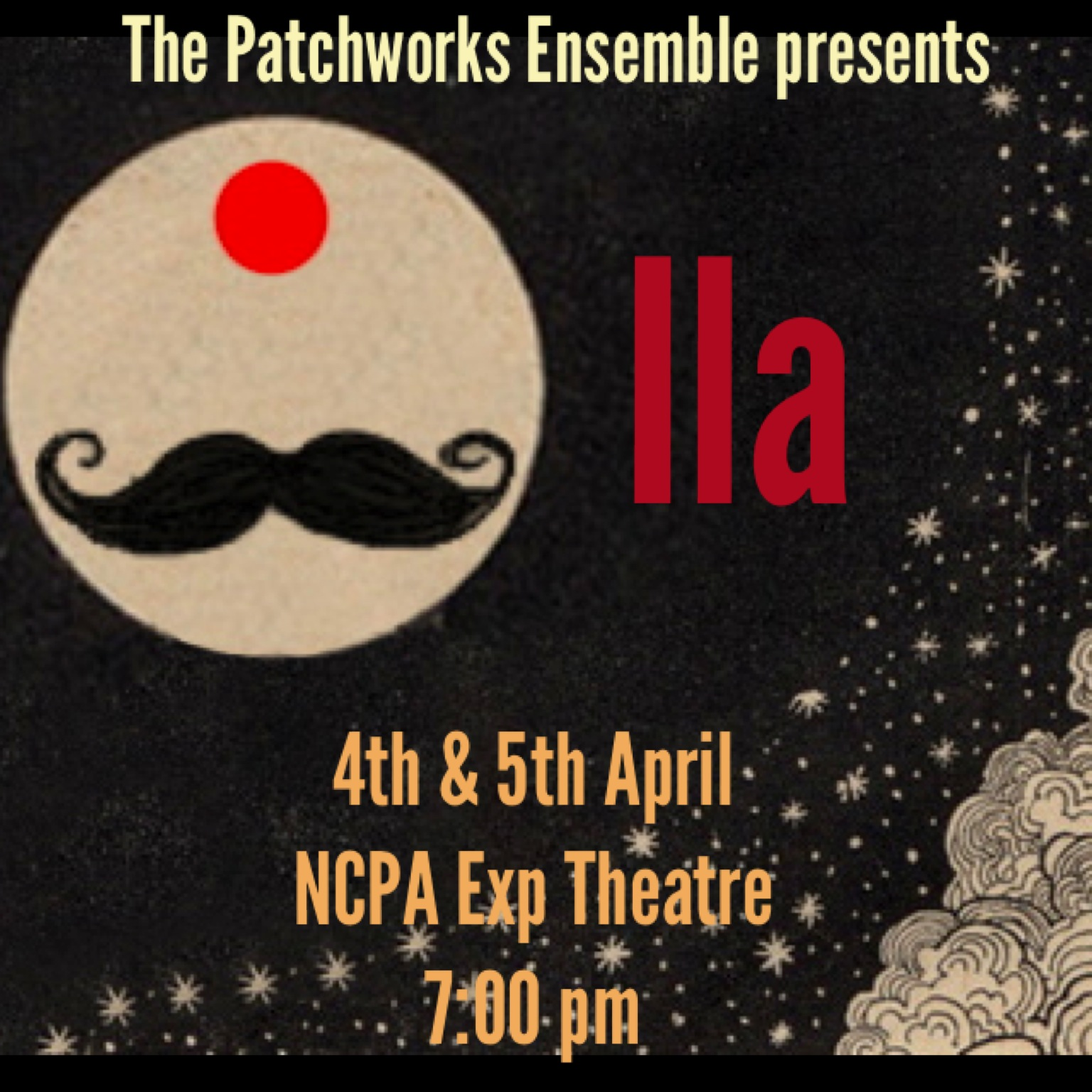 Theatre Play : Ila By The Patchworks Ensemble