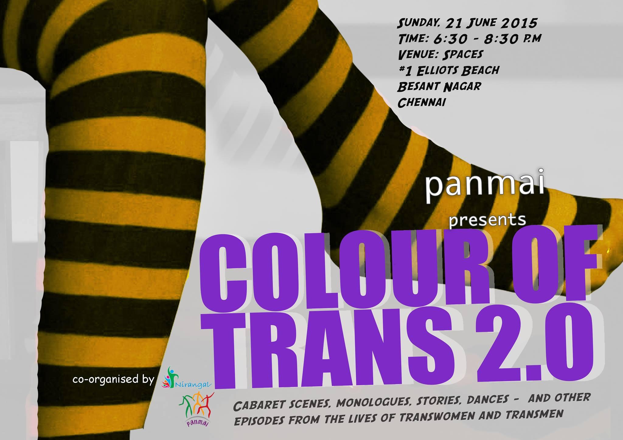 Colour Of Trans 2.0