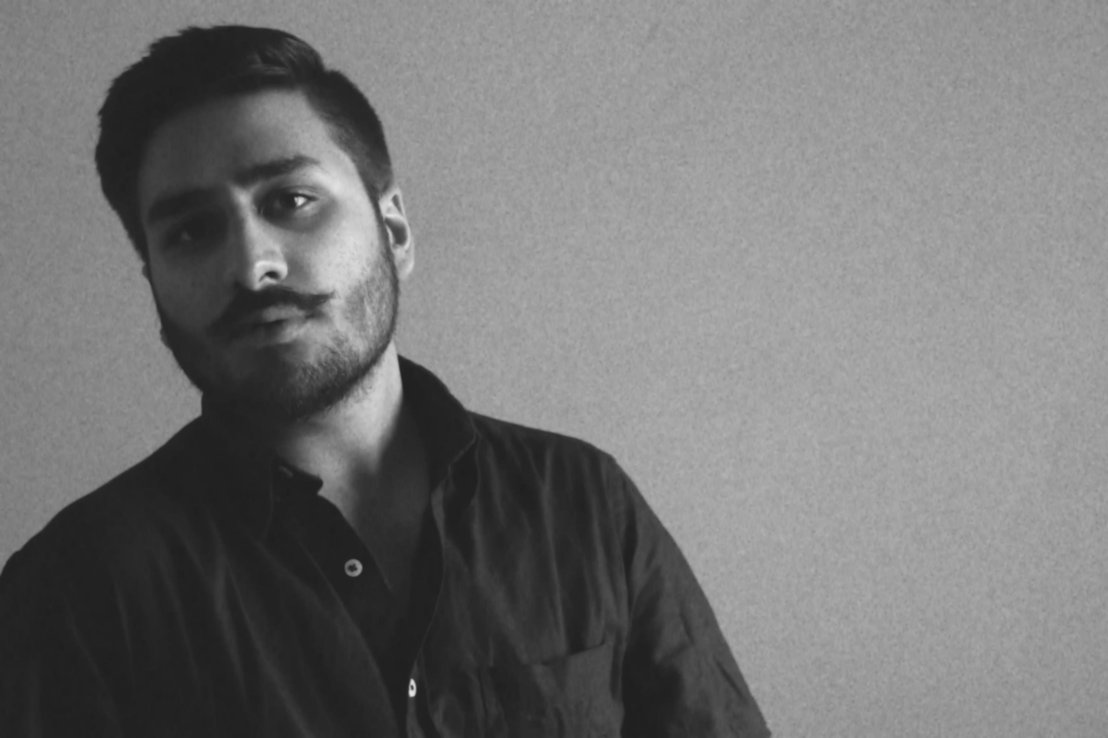 Interview : Artist Abhishek Chaudhary