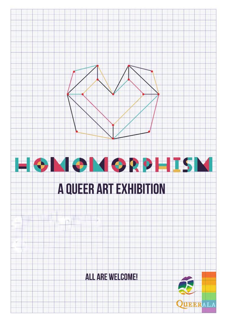 Homomorphism : A Queer Art Exhibition