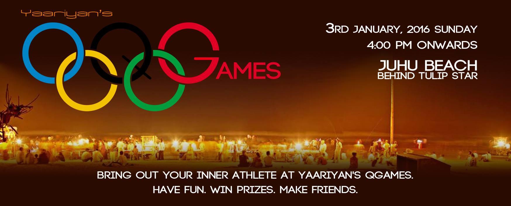 Yaariyan's Queer Games 2016