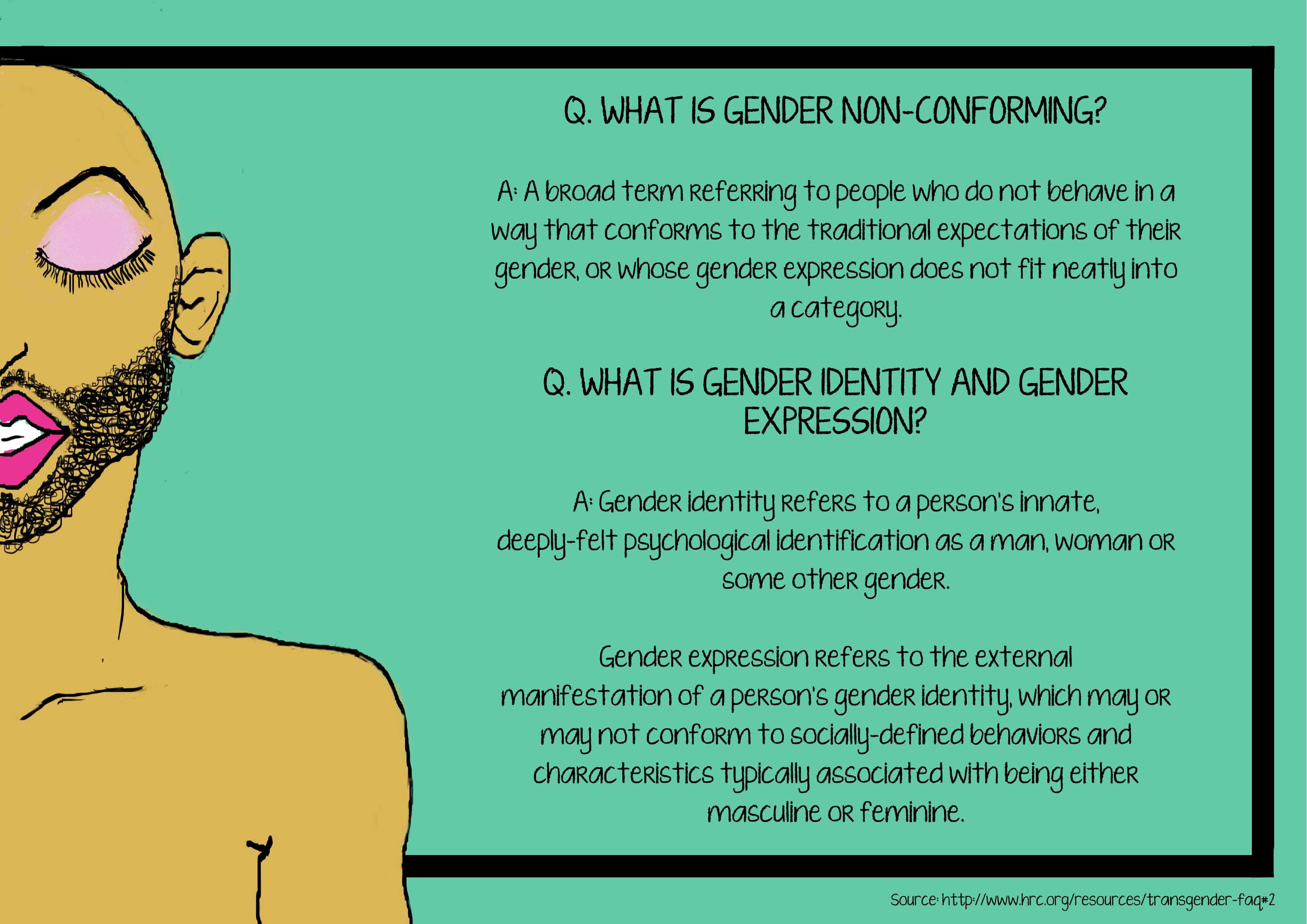 gender non conforming