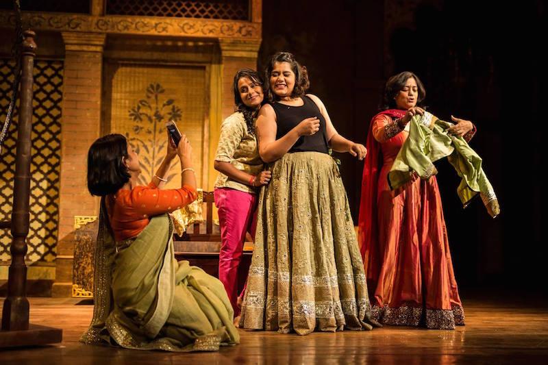 Ladies Sangeet Aadyam