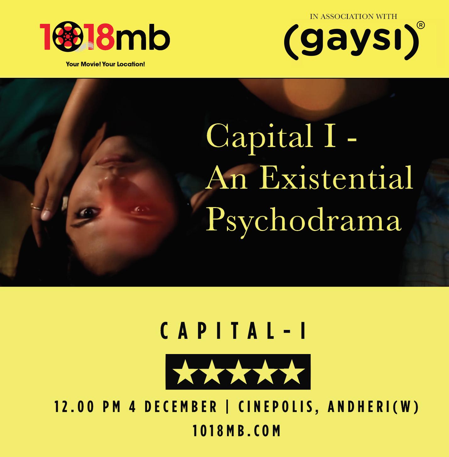 Capital I : Theatrical Release : Mumbai